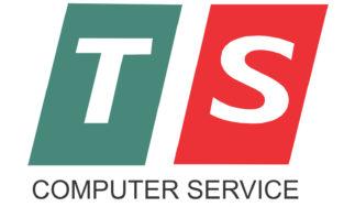 LOGO TS COMPUTER short logo